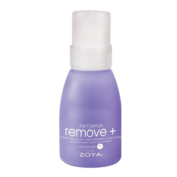 Средство для Снятия Лака Zoya Remove Plus Nail Polish Remover 237 мл