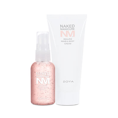 Набор Увлажняющая Сыворотка 60 мл и Крем-Суфле с Аргановым Маслом 85 г ZOYA Naked Hydrate & Heal Dry Skin Retail Kit