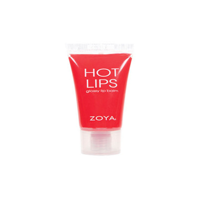 Блеск для Губ ZOYA Hot Lips Glossy Heatwave 12 г