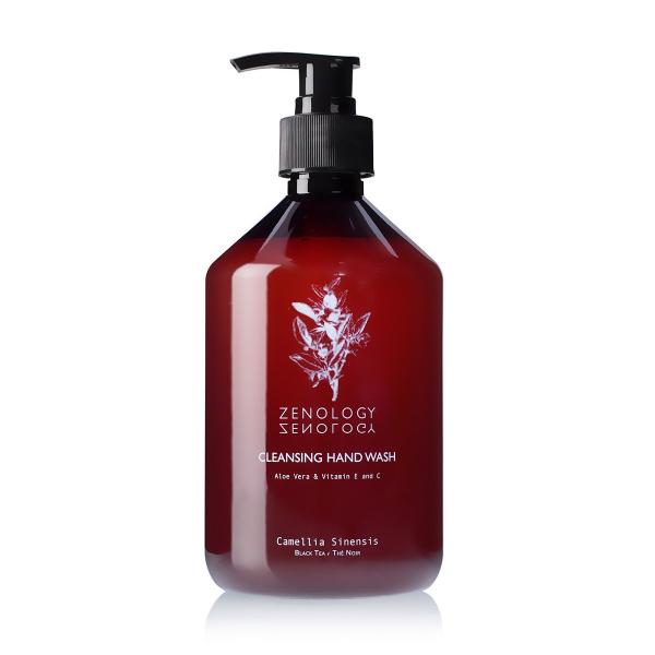 Жидкое Мыло для Рук Zenology Cleansing Hand Wash Black Tea 500 мл