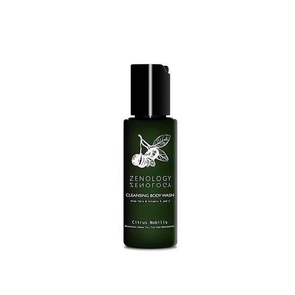 Гель для Душа Zenology Cleansing Body Wash Mandarin Green Tea 50 мл