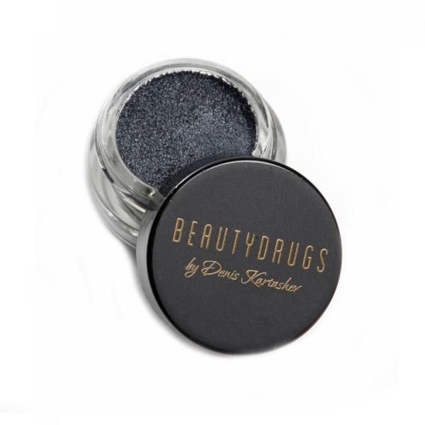 Кремовые Тени Черные Beautydrugs Creamy Eyeshadow Black 5 г