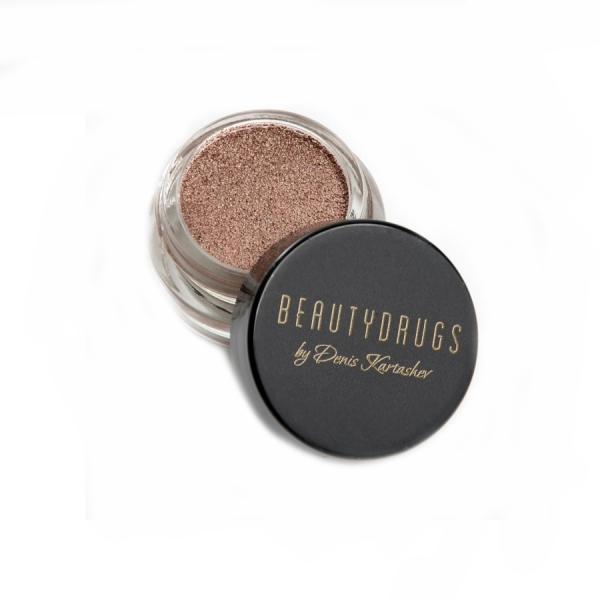 Кремовые Тени Коричневые Beautydrugs Creamy Eyeshadow Brown 5 г
