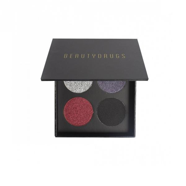 Палетка Теней Beautydrugs Eyeshadow Palette Mineralogy 9 г