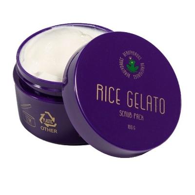 Рисовый Скраб для Лица Beautydrugs Rice Gelato Scrub 100 мл