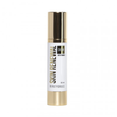 Крем с Витамином B Beautydrugs Skin Renewal Cream Vitamin B 50 мл