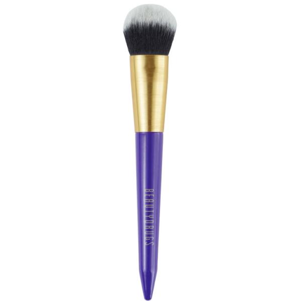 Кисть Для Макияжа Лица F2 (Широкая Синтетика) Beautydrugs Makeup Brush