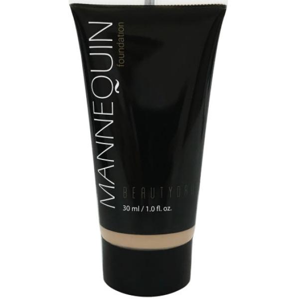 Тональный Крем с Атласным Финишем Beautydrugs Mannequin Foundation Shade №3 - 30 мл