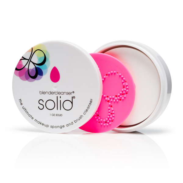 Мыло для Очистки Спонжа Solid Blendercleancer 30 мл