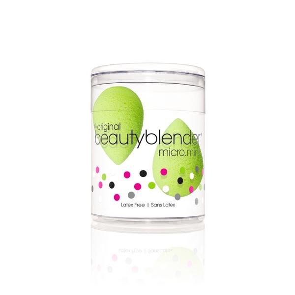 Комплект Спонжей Beautyblender micro.mini для Нанесения Тональных Средств