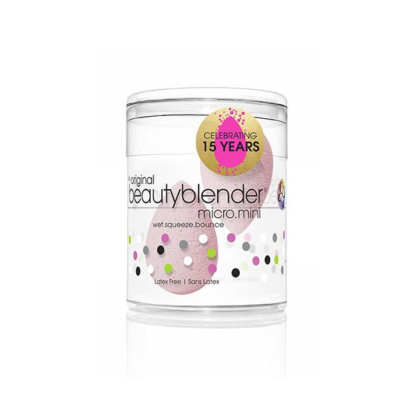 Комплект Спонжей Beautyblender micro.mini bubble для Нанесения Тональных Средств