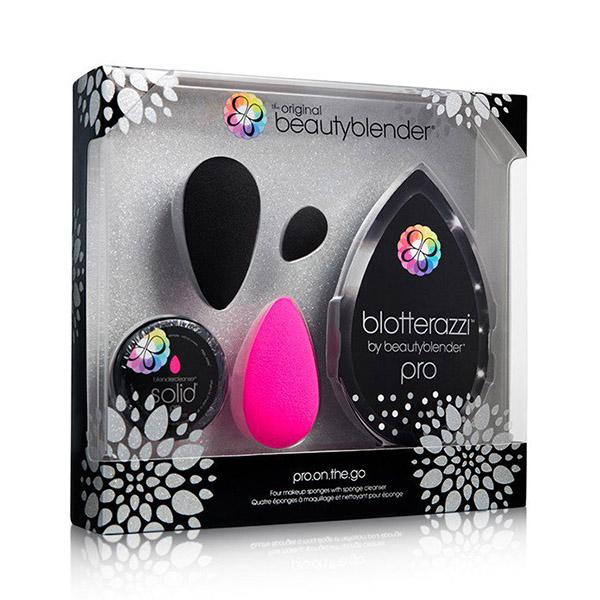 Подарочный Набор Спонжей Beautyblender pro.on.the.go kit