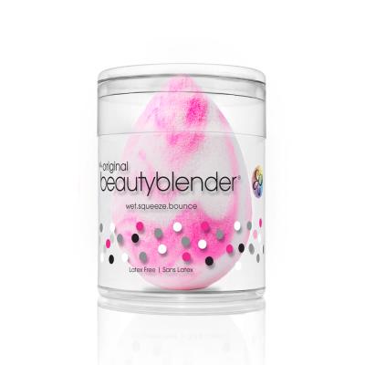 Спонж Beautyblender swirl для Нанесения Тональных Средств