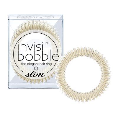 Резинка-Браслет для Волос Invisibobble SLIM Stay Gold (3 шт.)