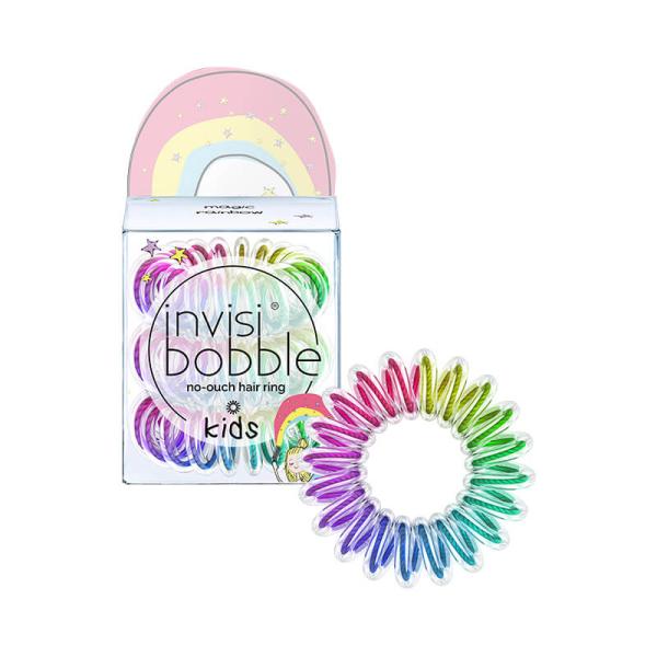 Резинка-Браслет для Волос Invisibobble для Детей KIDS Magic Rainbow (3 шт.)