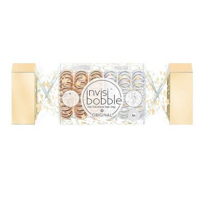 Резинка-браслет для волос Invisibobble ORIGINAL Duo Cracker (6шт.)