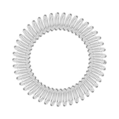 Резинка-Браслет для Волос Invisibobble SLIM Crystal Clear (3 шт.)