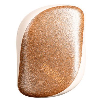 Расческа Tangle Teezer Compact Styler Glitter Gem Gold Starlight