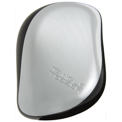 Расческа Tangle Teezer Compact Styler Silver Luxe