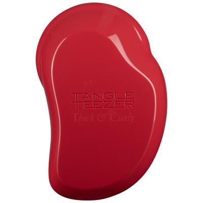 Расческа для Кудрявых Волос Tangle Teezer Original Thick & Curly Salsa Red