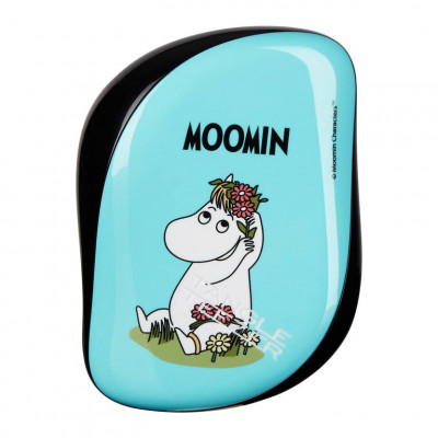 Расчёска Tangle Teezer Compact Styler Moomin Blue
