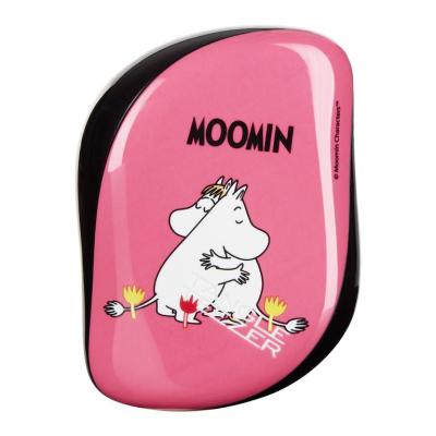 Расчёска Tangle Teezer Compact Styler Moomin Pink