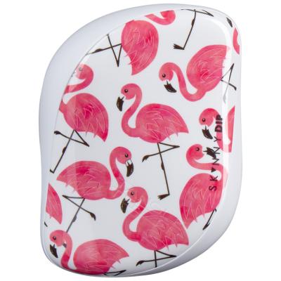 Расческа Tangle Teezer Compact Styler Skinny Dip Flamingo Print