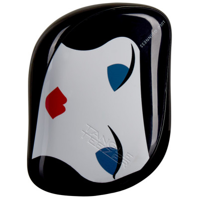 Расческа Tangle Teezer Compact Styler Lulu Guinness Doll Face