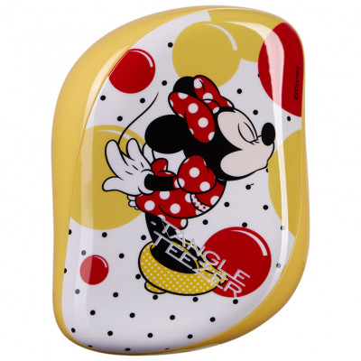 Расчёска Tangle Teezer Compact Styler Minnie Mouse Sunshine Yellow