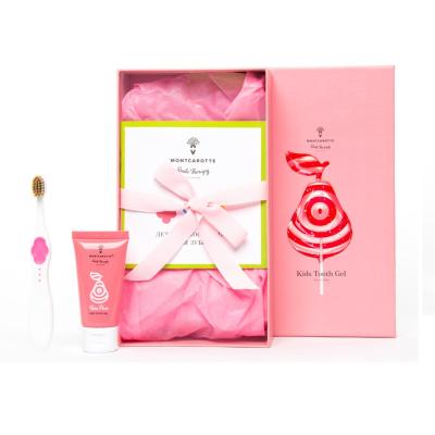 """Детский Подарочный Набор """"Розовая Груша"""" Montcarotte Rose Pear Kids Set"""