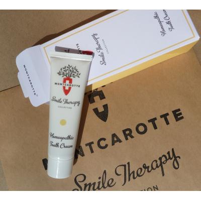 Гомеопатический Крем для Зубов Montcarotte Homeopathic Tooth Cream 30 мл