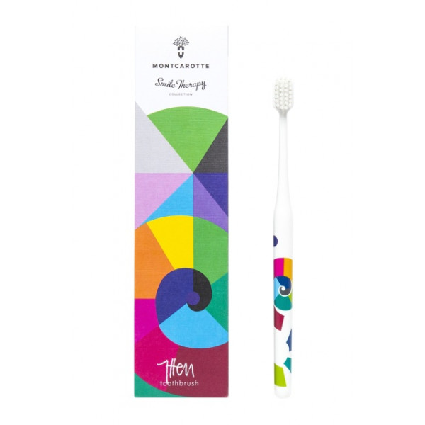 Зубная Щётка Montcarotte Itten Toothbrush