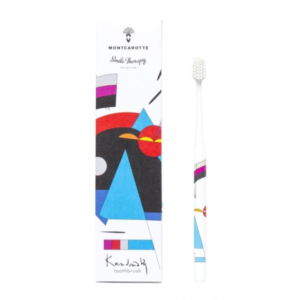 Зубная Щётка Montcarotte Kandinsky Toothbrush