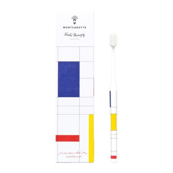 Зубная Щётка Montcarotte Mondrian Toothbrush