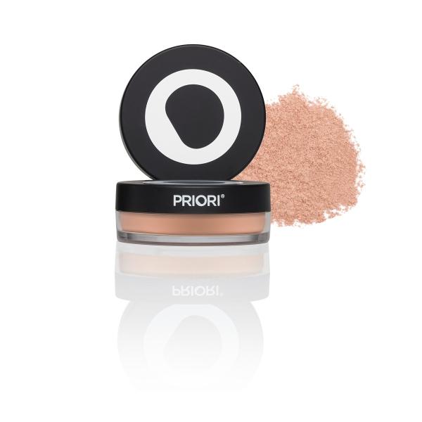 Минеральная Основа Пудра SPF25 тон 1 Priori Mineral Skincare Powder Fairly Porcelain 5 г