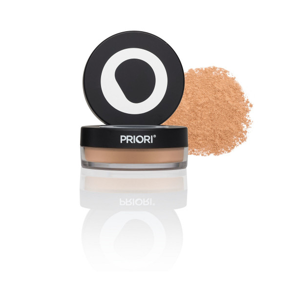 Минеральная Основа Пудра SPF25 тон 3 Priori Mineral Skincare Powder Soft Medium 6.5 г