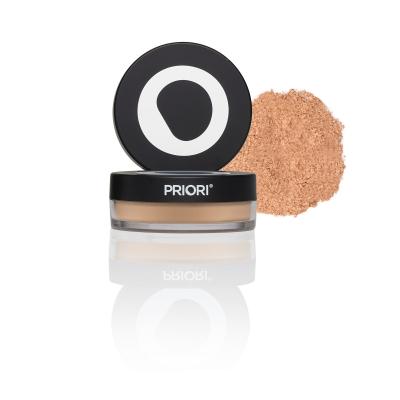 Минеральная Основа Пудра SPF25 тон 4 Priori Mineral Skincare Powder Fairly Warm Beige 5 г
