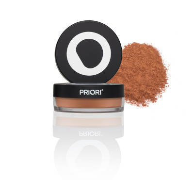 Минеральная Основа Пудра SPF25 тон 5 Priori Mineral Skincare Powder Fairly Warm Tan 5 г