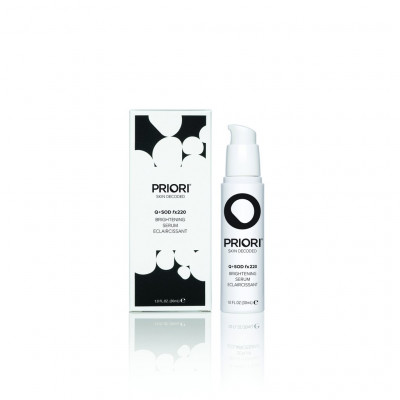 Отбеливающая Сыворотка Priori Brightening Serum Q+SOD fx220 30 мл
