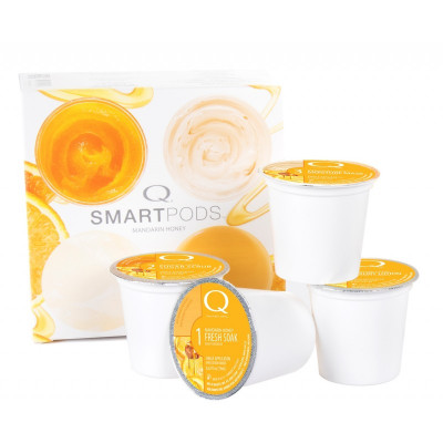 "Спа-Набор ""Мандарин-Мёд"" Qtica SmartPods Mandarin Honey"