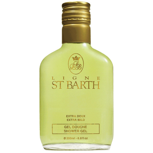 Гель для Душа с Ветивером и Лавандой St Barth Extra Mild Shower Gel 200 мл