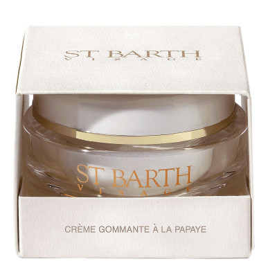 Крем-Пилинг с Экстрактом Папайи St Barth Peeling Cream with Papaya 50 г