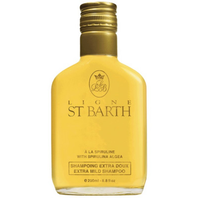 Экстра-Мягкий Шампунь с Водорослями St Barth Extra Mild Shampoo with Spirulina Algae 200 мл