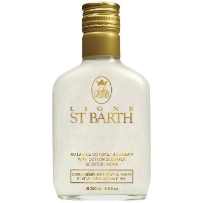 Крем-ополаскиватель Экстрактом Жасмина St Barth Revitalising Cream Rinse with Cotton Seed Milk Scented Jasmin 200 мл