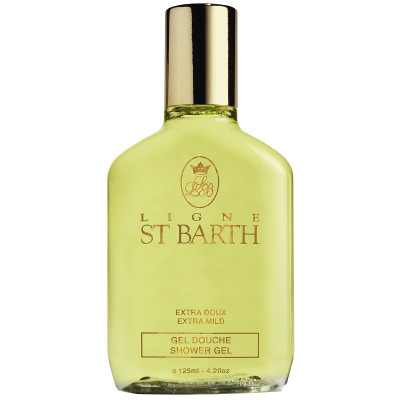 Гель для Душа с Ветивером и Лавандой St Barth Extra Mild Shower Gel 125 мл