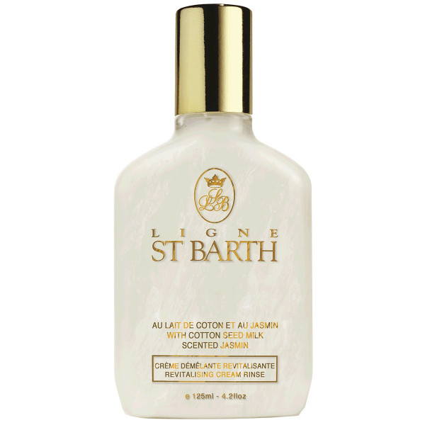 Крем-ополаскиватель Экстрактом Жасмина St Barth Revitalising Cream Rinse with Cotton Seed Milk Scented Jasmin 125 мл
