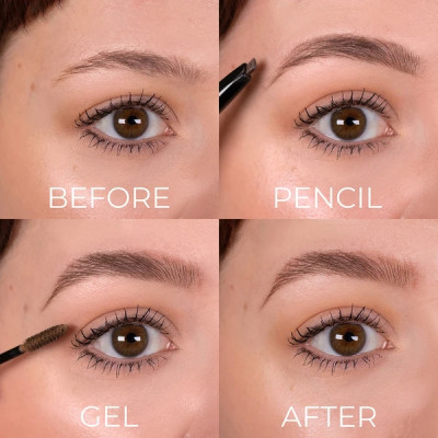 Карандаш и Гель для Бровей Wunder2 Wunderbrow D-fine Brow Liner & Gel Blonde 2.9 г