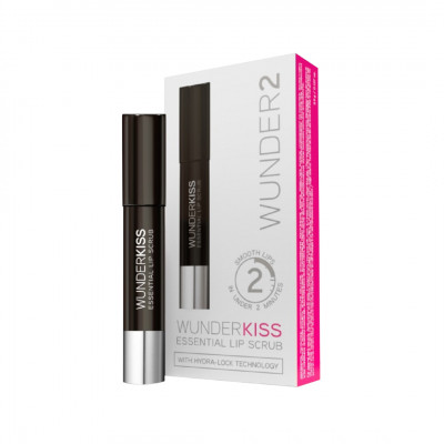 Бальзам-Скраб для Губ Wunder2 WUNDERKISS Essential Lip Scrub 3.9 мл