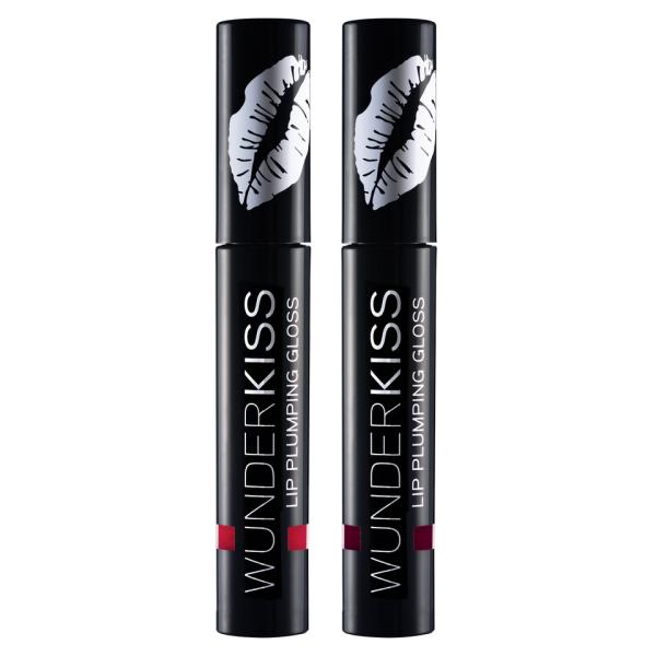 Блеск для Увеличения Губ Wunder2 WUNDERKISS Lip Plumping Gloss Plump 4 мл