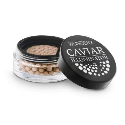 Кремовый Хайлайтер для Лица Wunder2 CAVIAR ILLUMINATOR Cream Highlighter Golden Sand 8 г